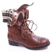 Sully's Women's Sharper-1 Combat Boot