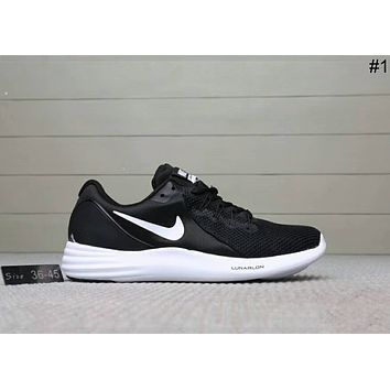 NIKE LUNAR APPARENT Mesh Fashionable Comfortable Breathable Sneakers F-A0-HXYDXPF #1