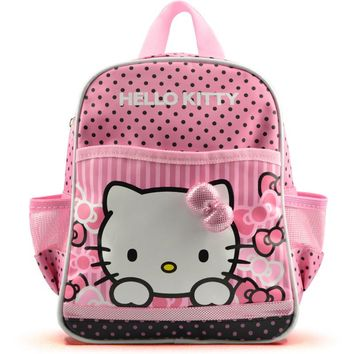2015 High Quality Canvas Cartoon Toy Backpack Girl Character School Bag baby cute mini bags For Kids Best Gift rugtas