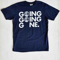 Going Going Gone Tee- Navy