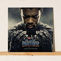Ludwig Göransson - Black Panther Original Score LP | Urban Outfitters