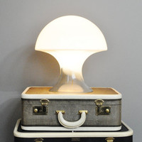 Gino Vistosi Murano Mushroom Lamp - Hand Blown Mid-Century Lamp