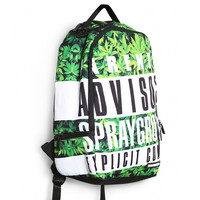EXPLICIT GREENS BACKPACK