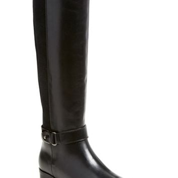 "Women's Aquatalia by Marvin K. 'Olita' Weatherproof Riding Boot (Wide Calf) (Nordstrom Exclusive), 1 1/4"" heel"