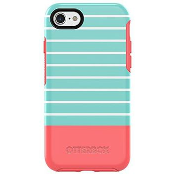 OtterBox Cell Phone Case for Apple iPhone 7 - AQUA MINT Dip