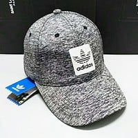 Adidas New fashion texture couple leisure cap hat
