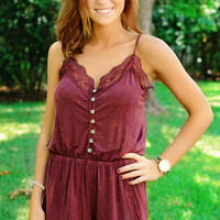 Be Young Forever Romper