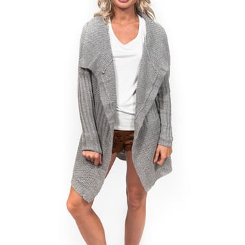 The Hobo Cardigan