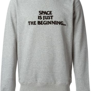 Soulland 'Space is just the beginning' sweatshirt