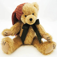 Boyds Bears Plush Hubert Harvestbeary Teddy Bear