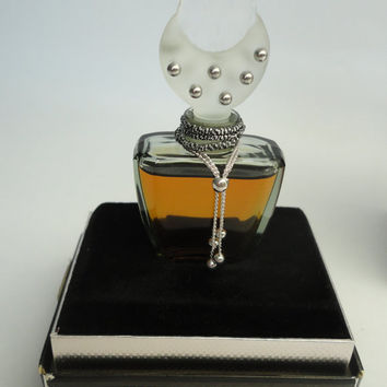 Cher Uninhibited pure parfum perfume .25oz, 7,5ml rare RARE 1987 boxed collectors item!