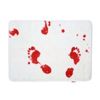 Spinning Hat Blood Bath Bath Mat:Amazon:Home & Kitchen