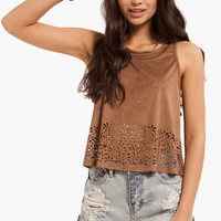 Cutting Miss Daisy Tank Top $42
