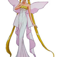 Sailor Moon Cosplay -- Princess Sailor Moon Cosplay Costume Version 01