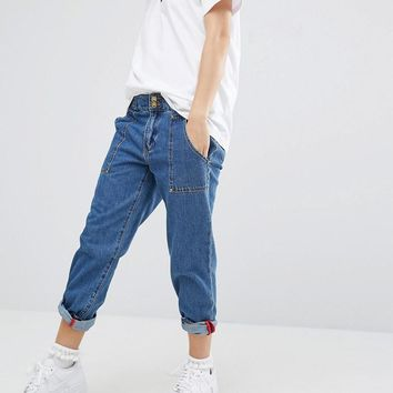 House of Holland | House of Holland x Lee Boyfriend Jeans at ASOS