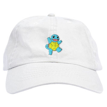 Squirtle Dad Hat