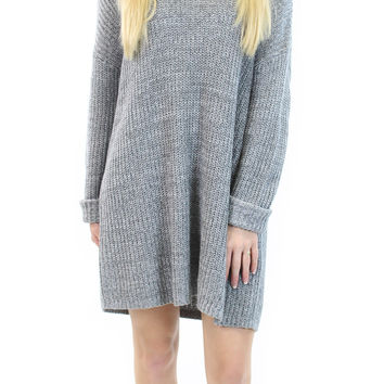 BCBGeneration | cowl-neck sweater tunic