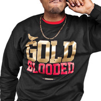The Gold Blooded Crewneck