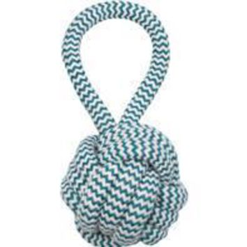 Mammoth Pet Products - Extra Fresh Monkey Fist Ball W/handle