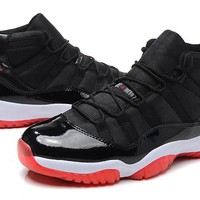 AIR JORDAN 11 Basketball Shoes Cushion Sneakers For Men