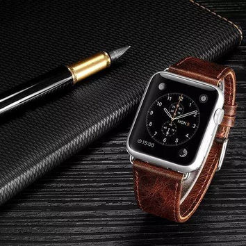 Leather Band | AppleWatch