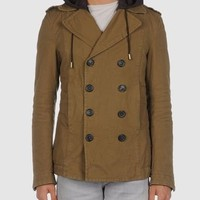 DSQUARED2 Men - Coats & jackets - Blazer DSQUARED2 on YOOX Sweden