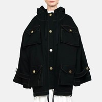 Hustle Coat - Ioana Ciolacu