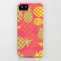 Pineapple Summer iPhone & iPod Case by C Designz
