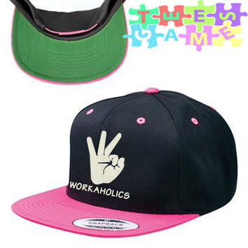 workaholics snapback HAT