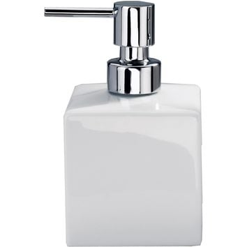 DWBA Soap Lotion Dispenser Pump for Kitchen/ Bathroom Countertops. Porcelain