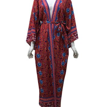 Hot style women's sexy printed beach dresses are hot sellers