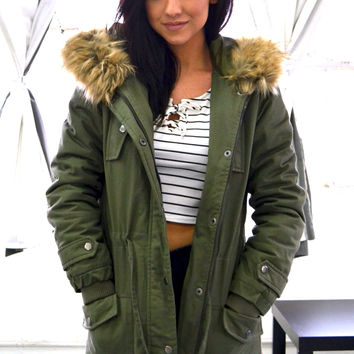 Chilled Out Anorak Jacket