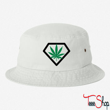 diamant weed bucket hat