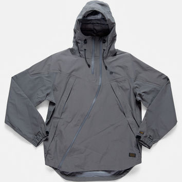 10Deep | Lateral Bonded Nylon Jacket - Graphite