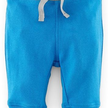Infant Boy's Mini Boden 'Essential' Cotton Jersey Pants