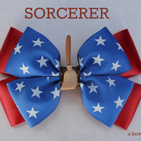 sorcerer hair bow