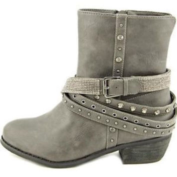 TRENDSETTER BOOTIES IN GREY