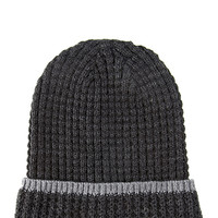 Minimalist Striped Beanie