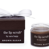 Brown Sugar Lip Scrub