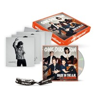 Ultimate Fan Edition CD + Jumble T-Shirt + Calendar