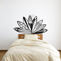 Surf Boards Surfboards Silhouettes Vinyl Wall Decal Sticker Graphic