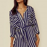 DEBBIE SHIRT DRESS