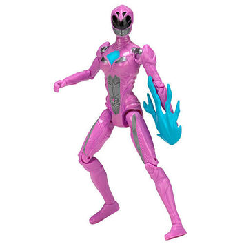 Mighty Morphin Power Rangers Movie Hero 5 inch Action Figure - Pink Ranger