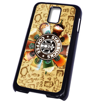 starbucks coffee coffelate FOR SAMSUNG GALAXY S5 CASE**AP*