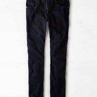 AEO Men's Slim Jean (Dark Indigo Rinse)