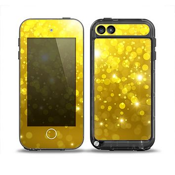 The Orbs of Gold Light Skin for the iPod Touch 5th Generation frē LifeProof Case