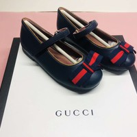 Gucci Children's shoes Girls Boys Children Baby Toddler Kids Child Fashion Casual Sneakers Sport Shoes created