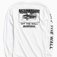 Vans 1-800 Long Sleeve Tee | Urban Outfitters