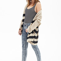 FOREVER 21 Bleached Skinny Jeans Denim Washed