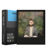 IMPOSSIBLE Color Film for 600 Black Frame
